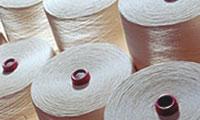 Tejidos e hilos para tejer de algodón