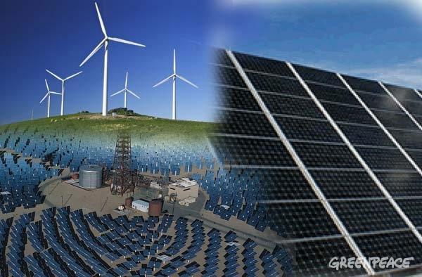 ¡Las energías renovables aguantan!