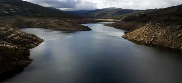 La reserva hidráulica desciende 38 hectómetros cúbicos en Galicia