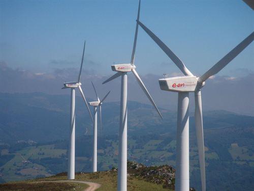Pruebas para generar hidrógeno con energía eólica e inyectarlo en la red de gas