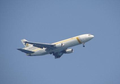 Los aviones emiten 329.000 toneladas más de CO2 al día que el volcán islandés