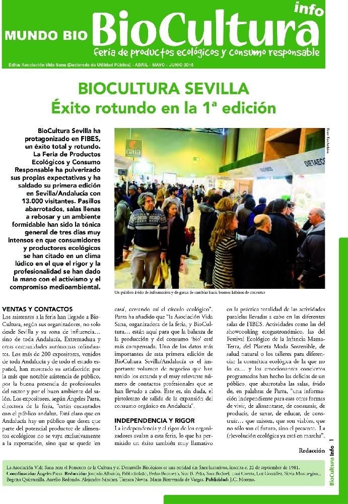 Consulta aquí 'BioCultura Info': toda la información sobre las ferias ecológicas de referencia