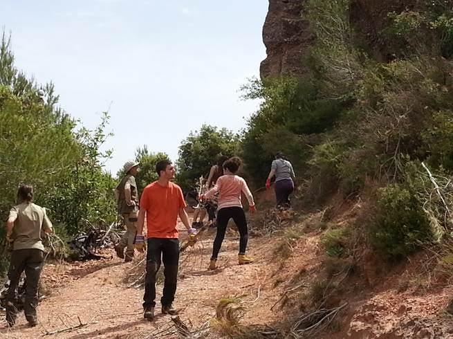 Comunidad Valenciana duplica las ayudas al voluntariado ambiental en prevención de incendios forestales