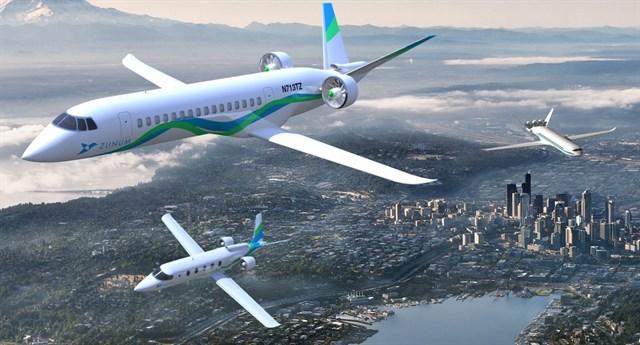 Zunum Aero, financiada por Boeing, lanzará en 2022 el primer avión eléctrico
