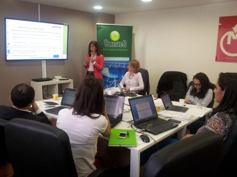 El Cluster de la Energía de Extremadura coordina el proyecto europeo 'EFFIVET' para mejorar la cualificación del Gestor Energético