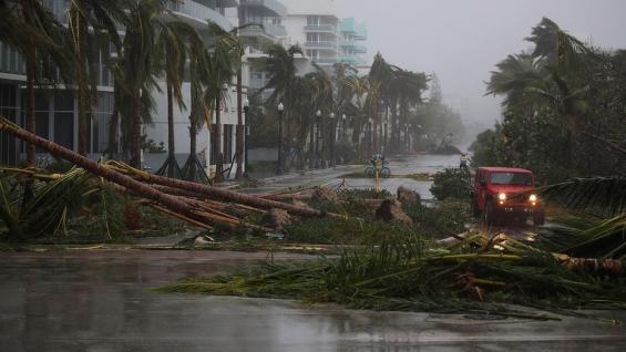 Miami: El paso de Irma dejó menos daño de lo esperado