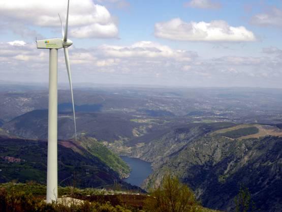 Galicia otorgará las primeras autorizaciones para los parques del concurso eólico