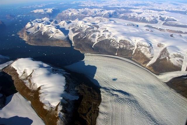 Se descubre una nueva forma de deshielo glaciar en Groenlandia