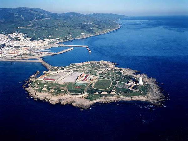 Ecologistas piden que la Isla de las Palomas, en Tarifa (Cádiz), deje de estar