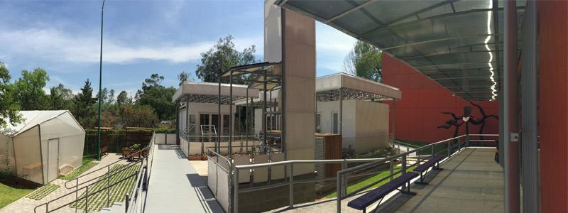 Casa UNAM, una vivienda sustentable pensada como solución de interés social