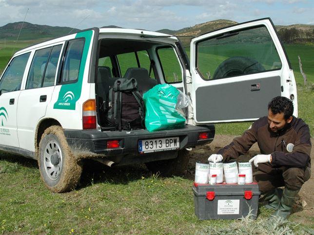 Andalucía suministra nuevos vehículos para sus agentes de medio ambiente