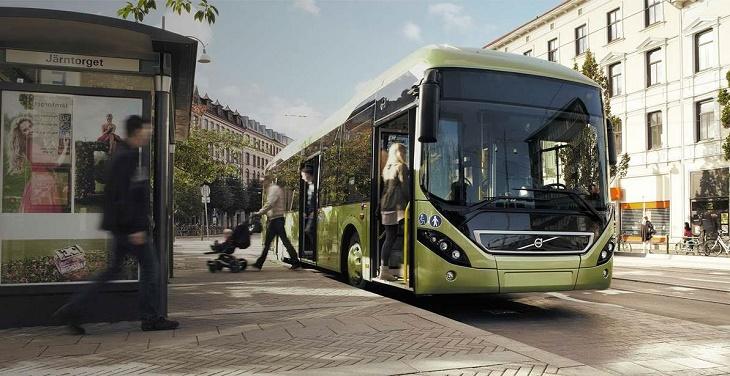 Zaragoza implementa 32 nuevos autobuses 7900 Hybrid de la marca Volvo
