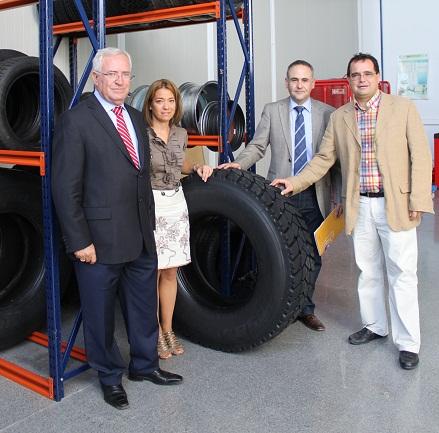 Eficiencia medioambiental de los neumáticos recauchutados