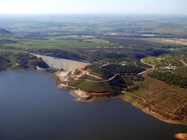 Los pantanos se encuentran al 35,9%, casi un 13% por debajo de los niveles de hace un año