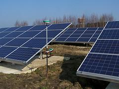 Plan para impulsar el sector fotovoltaico