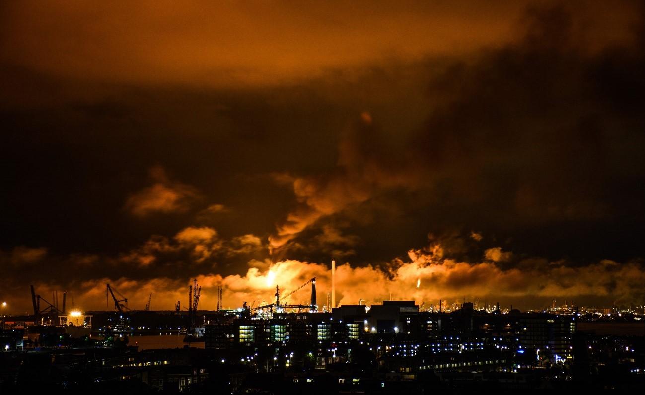 La dependencia de Europa de los combustibles fósiles es preocupante