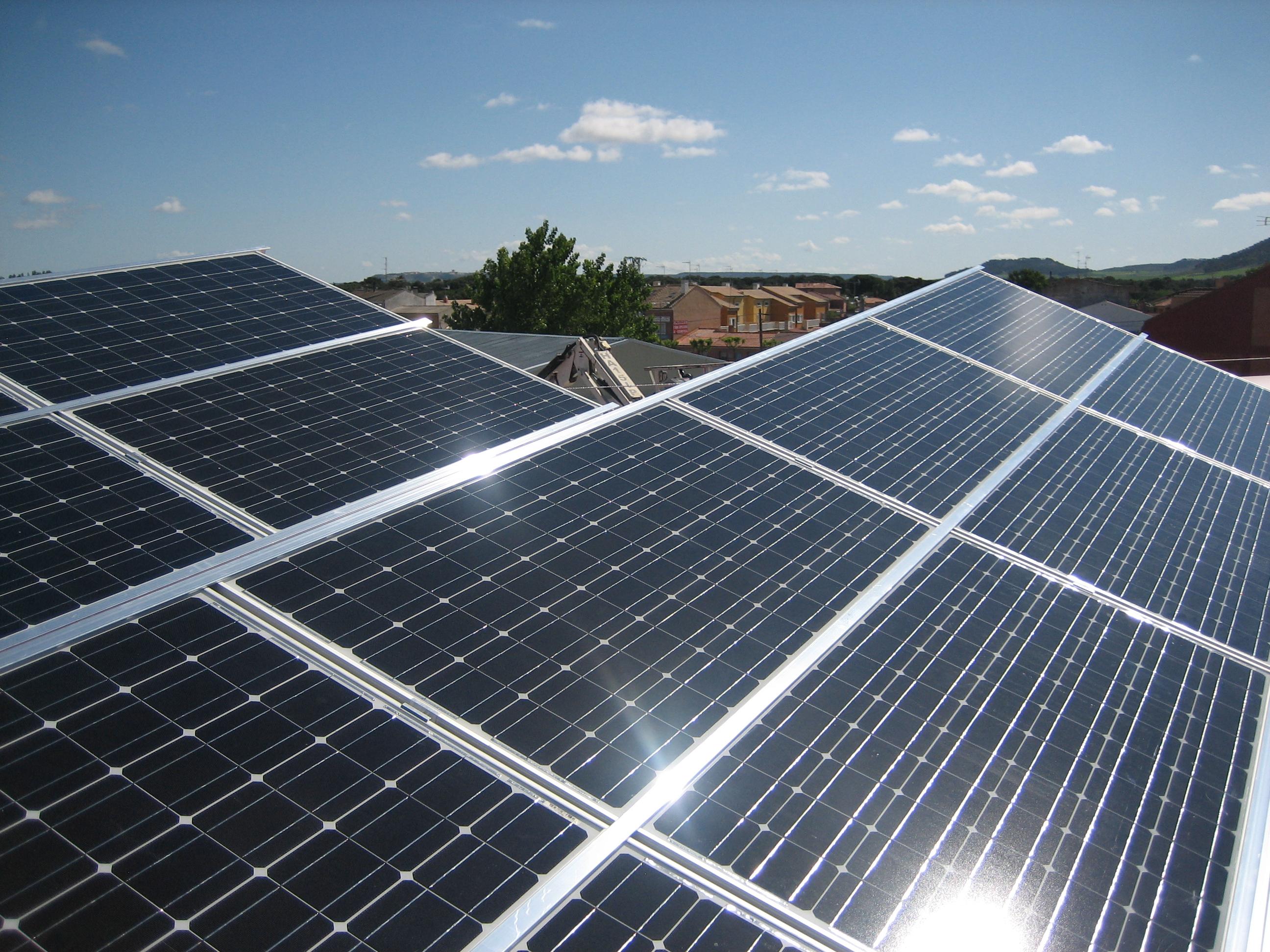 Los fotovoltaicos denuncian el