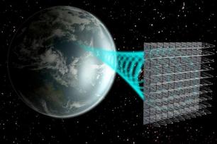 ¿Granjas solares en el espacio?
