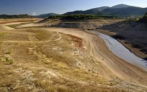 La mitad de los ríos, humedales y acuíferos españoles están en mal estado