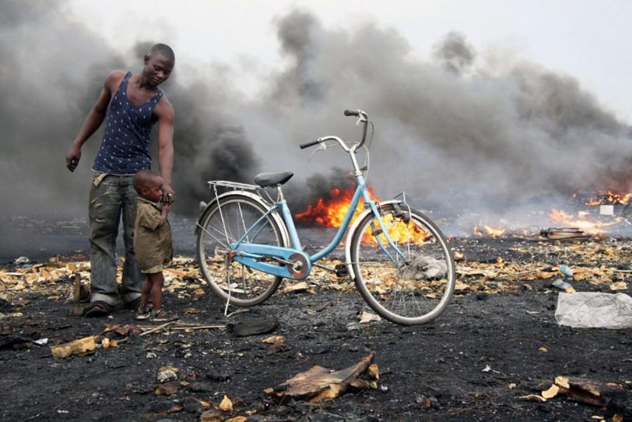 La contaminación mata cada año a nueve millones de personas en el mundo