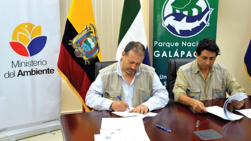 Ecuador. Agenda territorial marcó el inicio de un trabajo conjunto y coordinado para Galápagos