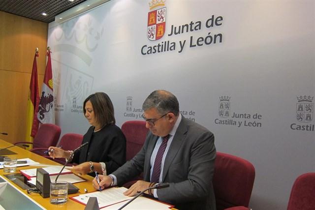 Carrefour promocionará productos bio de Castilla y León