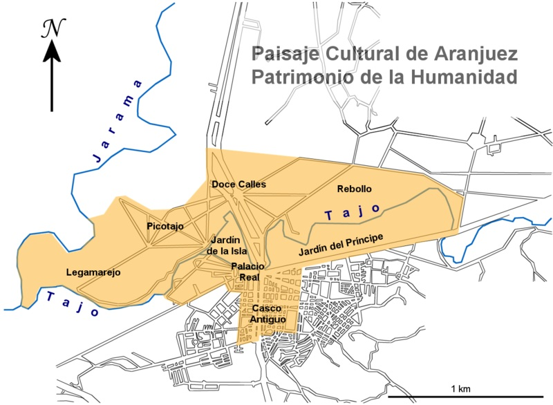 Aranjuez. Salvemos Sotomayor