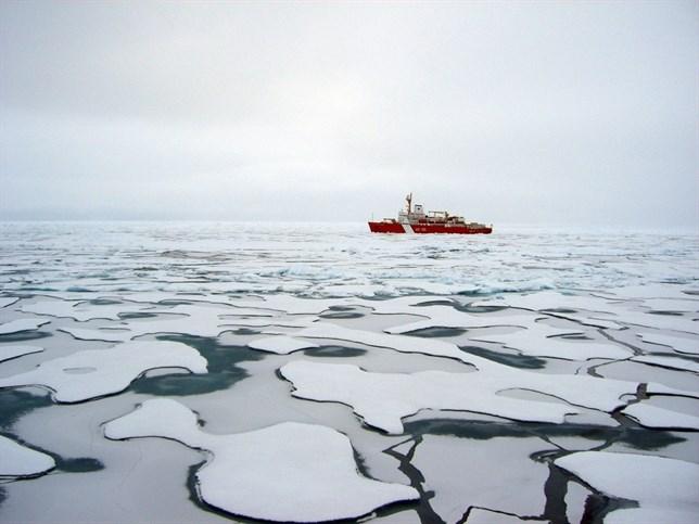 Basura y más basura en las profundidades del Ártico