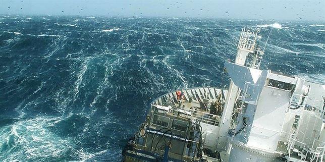 El Océano Antártico se 'come' el CO2