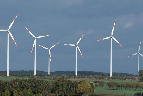 Comienza construccion del primer Parque Eolico de Mainstream Renewable Power en EE.UU
