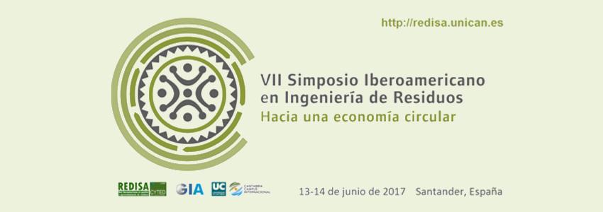 VII Simposio Iberoamericano en Ingeniería de Residuos