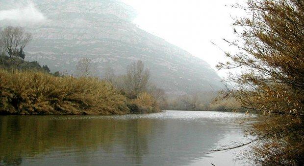 Salinización general de los ríos del planeta