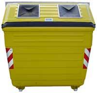 Cada valenciano depositó 8 kilos de residuos en el contenedor amarillo en 2010