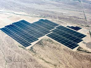 Agua Caliente solar project completed