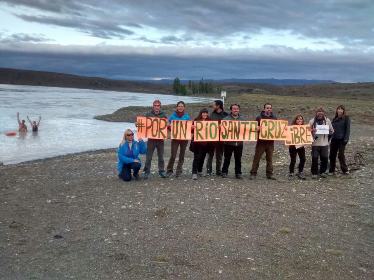 En el Día Mundial de Acción en Defensa de los Ríos nuevo reclamo por el último río glaciario de América Latina