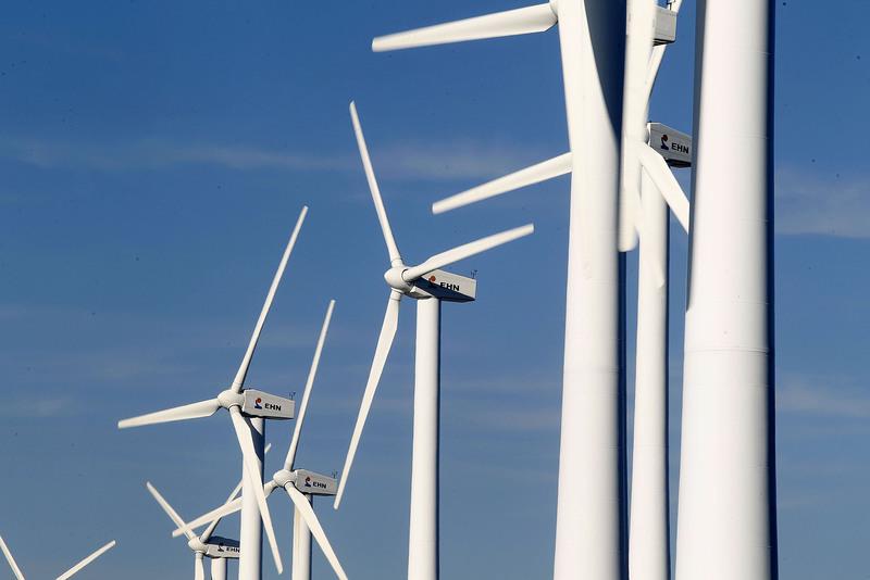 Las energías renovables en segundo lugar para 2015 y subiendo…