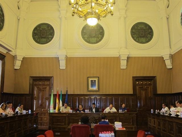 Unanimidad del pleno de Diputación de Jaén al solicitar 28 millones a los Feder para proyectos de economía baja en carbono