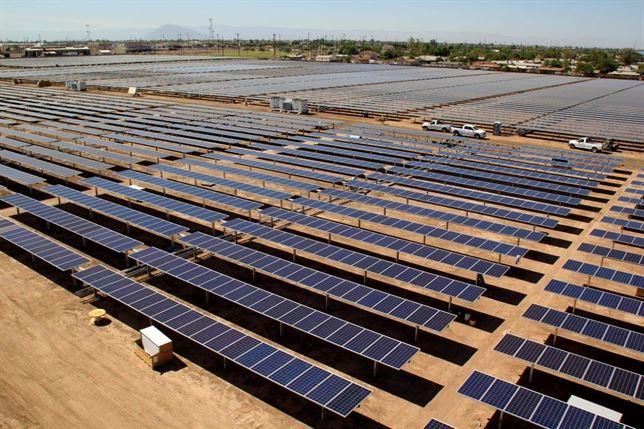 AORA Solar consigue el máximo rendimiento de su tecnología en la planta de Almería