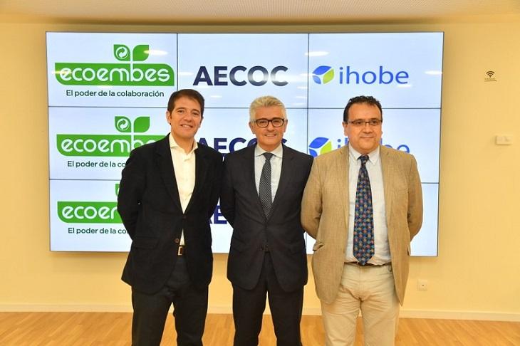 Ecoembes, Aecoc y el Gobierno Vasco se unen para el reciclado en el comercio electrónico
