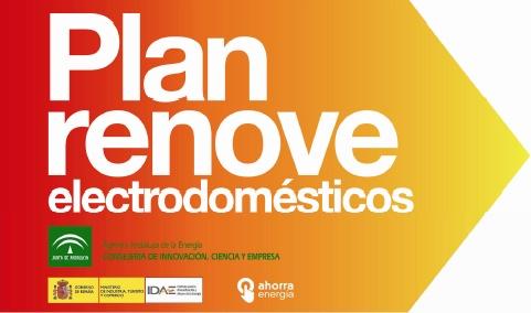 Andalucía aprueba el plan Renove de electrodomésticos