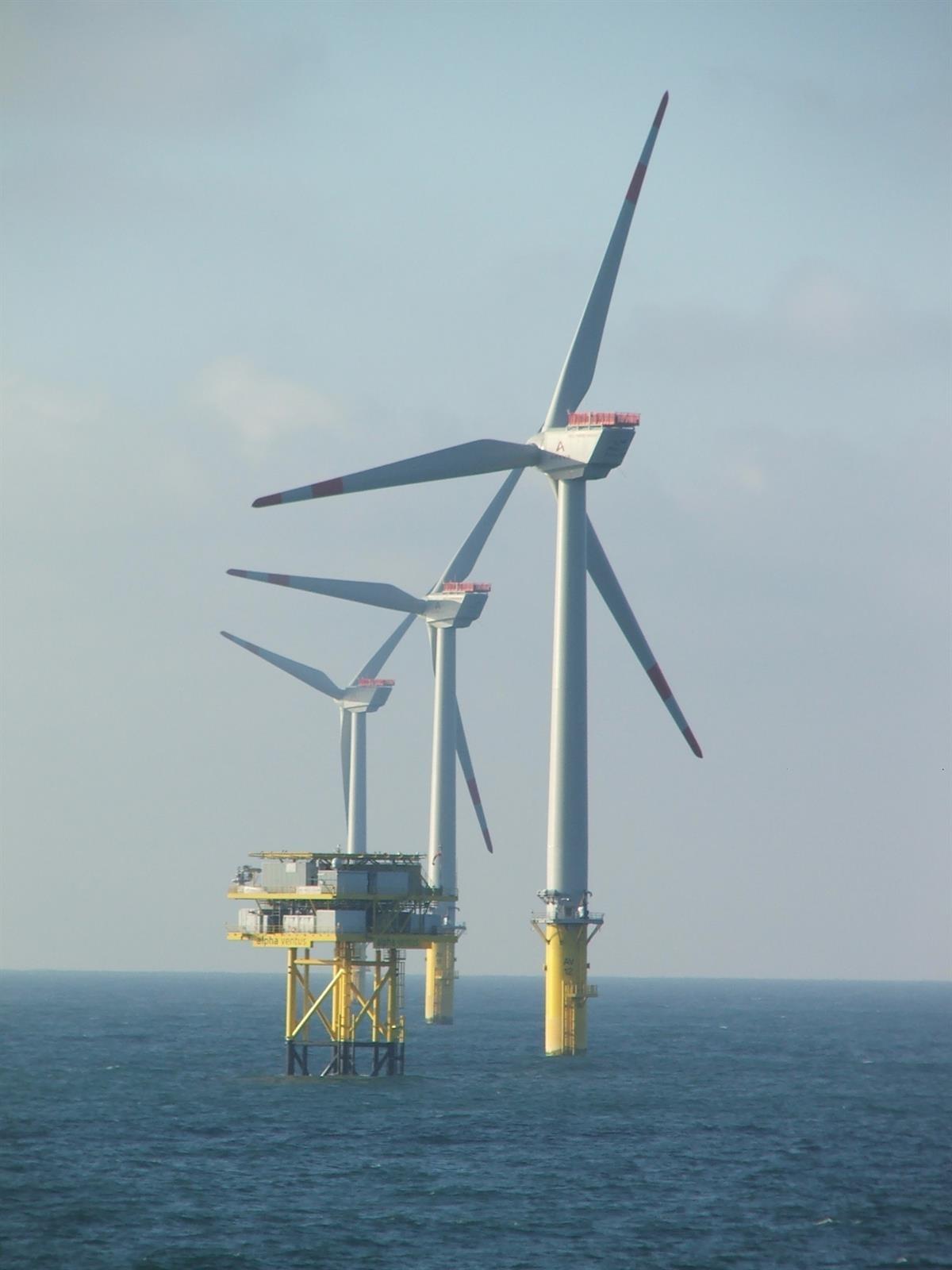 Los océanos atesoran energía eólica suficiente para esta civilización