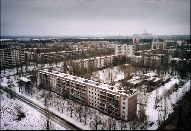 Greenpeace detecta altos niveles de radiactividad en alimentos de las zonas afectadas por el accidente de Chernóbil