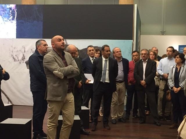 La exposición 'Osos' cierra sus tres semanas en Oviedo con casi 7.300 visitantes