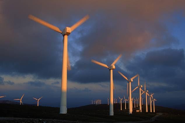 En agosto se dispara el CO2, mientras la eólica sigue parada