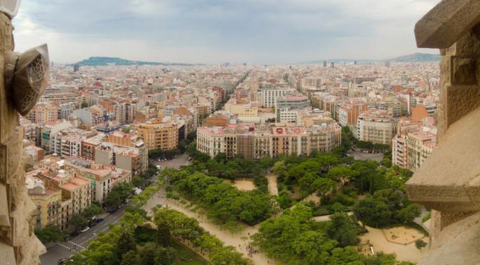 Las ciudades más verdes se vuelven más injustas socialmente