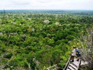 Las áreas protegidas de Guatemala marginan a los verdaderos protectores