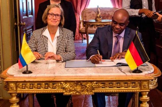Colombia recibió 20 millones de euros de Alemania para el medio ambiente