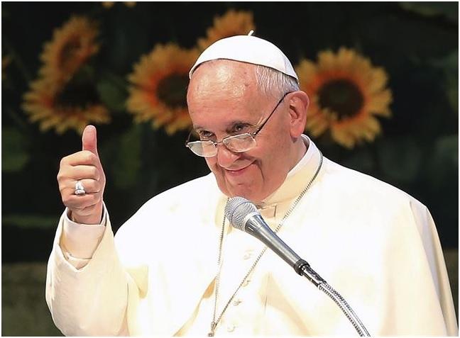 El Papa Francisco avisa sobre el cambio climático