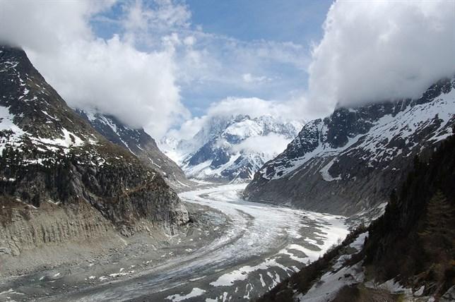 Los glaciares del mundo se están derritiendo