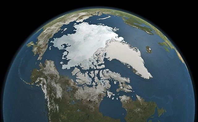 La capa de hielo ártica será este año la segunda más pequeña desde 1979